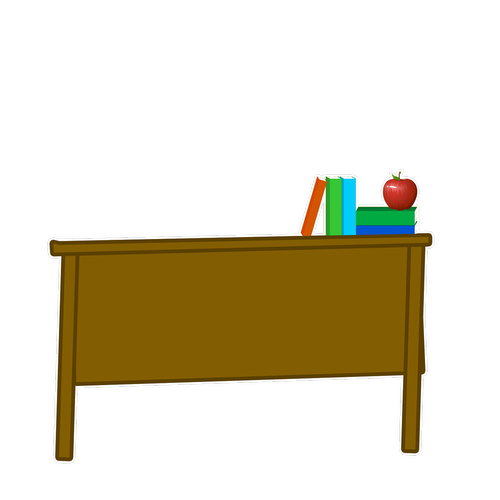 desktop school  desktop books  desktop