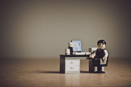 despaired businessman business