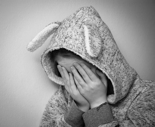 desperate sad depressed