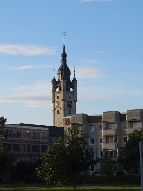 dessau world heritage town hall