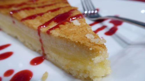dessert pie fruit