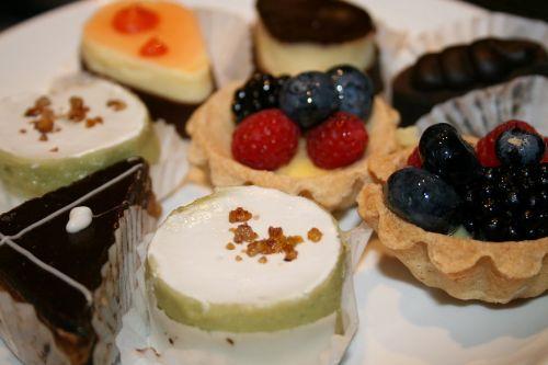 dessert desserts pastries