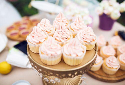 dessert cup cake dessert station