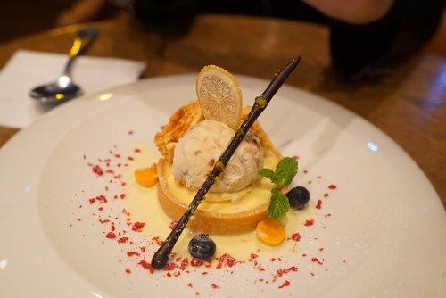 dessert  lemon tart  hong kong