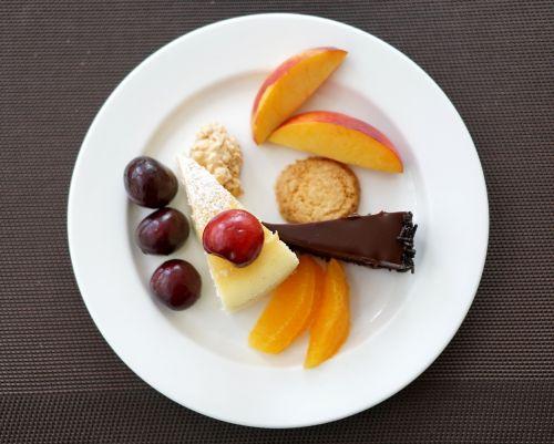 dessert fruit cake