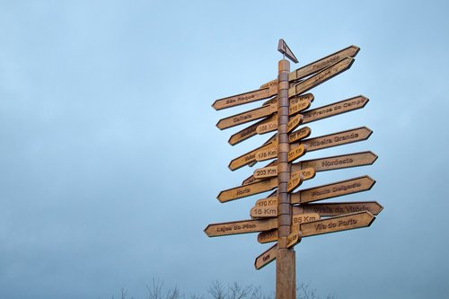 destination  indecision  path