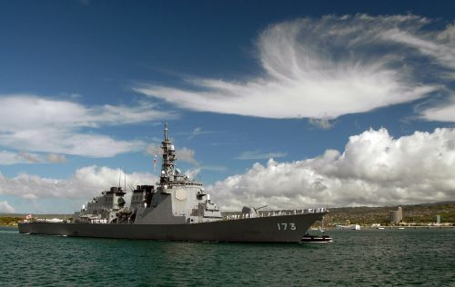 destroyer warship pearl harbor