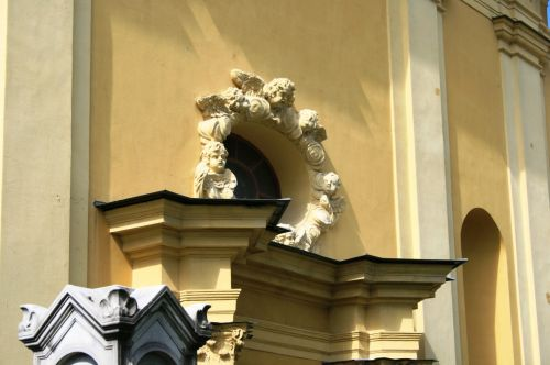 Detail Peter And Paul Fortress