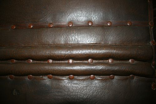 Detailed Leather Work On Mail Coach