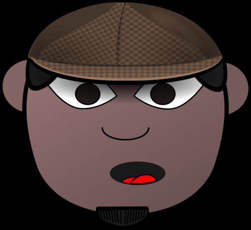 detective victorian man