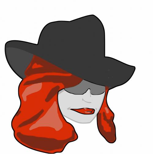detective woman investigate