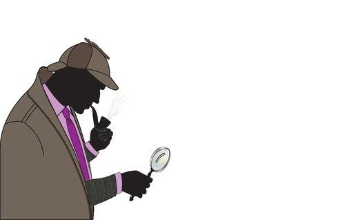 detective  sleuth  british detective