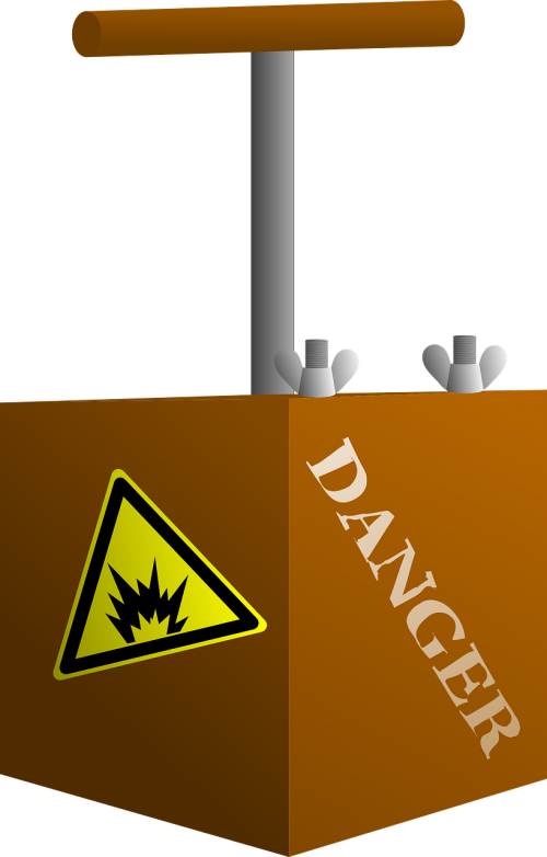 detonator bomb dynamite