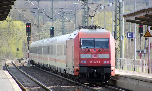deutsche bahn train br 101
