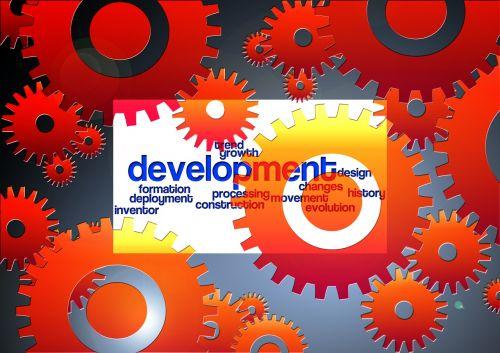 development gears work