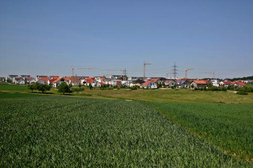 development area home residential area