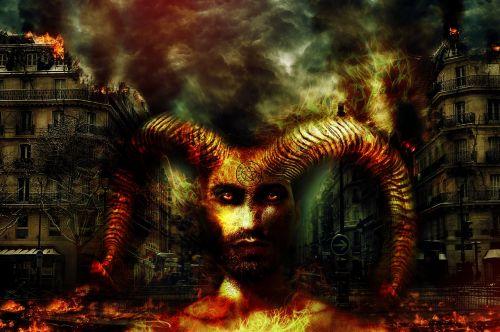 devil chaos demon