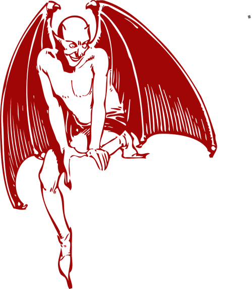 devil evil demon