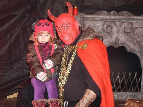 devil boy girl