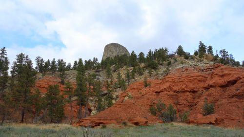 devils tower national park america