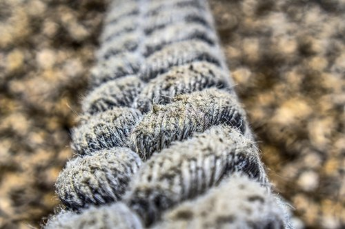 dew  rope  woven