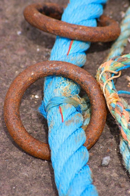 dew rope twisted ropes