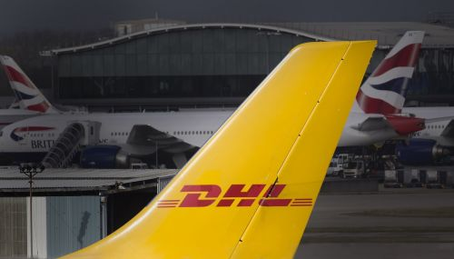 dhl freight cargo
