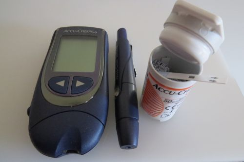 diabetes blood diabetic