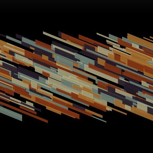 Diagonal Bars 10
