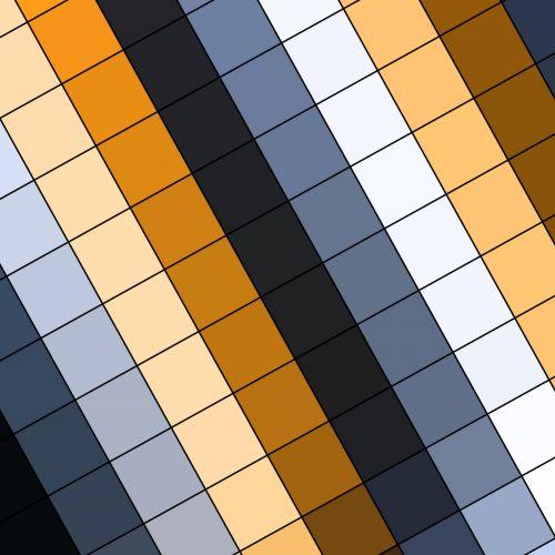 Diagonal Squares 2