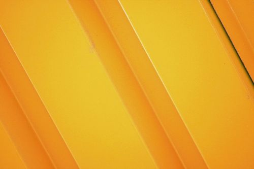 Diagonal Yellow Structure Lines