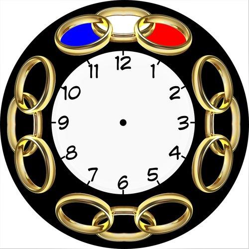 dial  watch  round