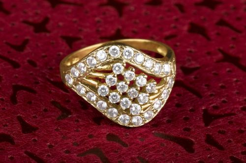 diamond ring jewelry