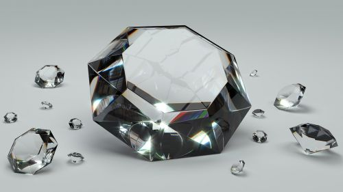 diamond brilliant gem