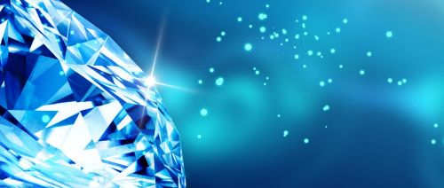 diamond glitter spark