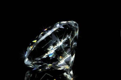 diamond precious stone size