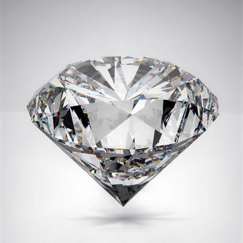 diamond shiny baby