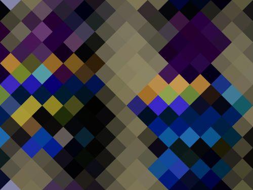 Diamond Abstract Background