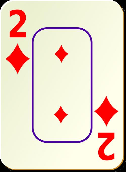 diamonds two 2