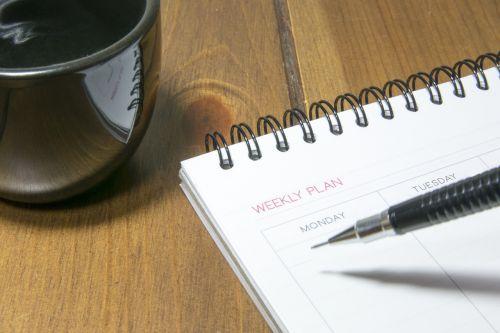 diary pen teacup