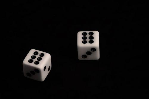 dice gambling black