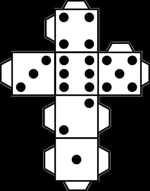 dice die cube