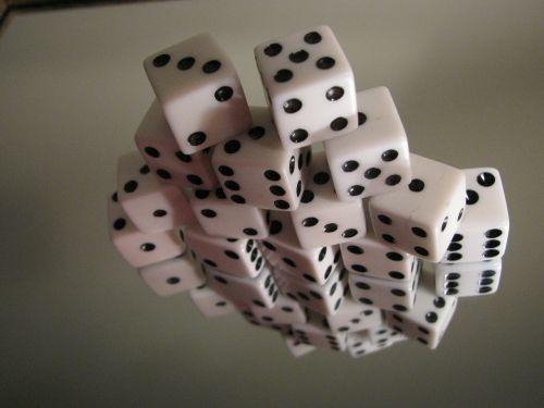 dice stacked gambling