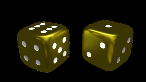 dice double golden