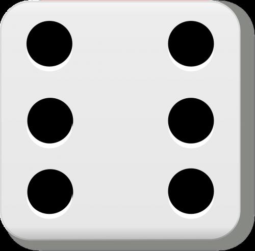 dice six eyes