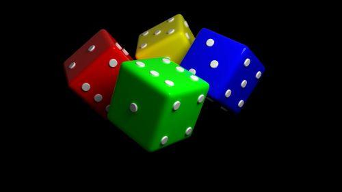 dice 3d dice 3d