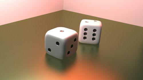 dice gambling chance