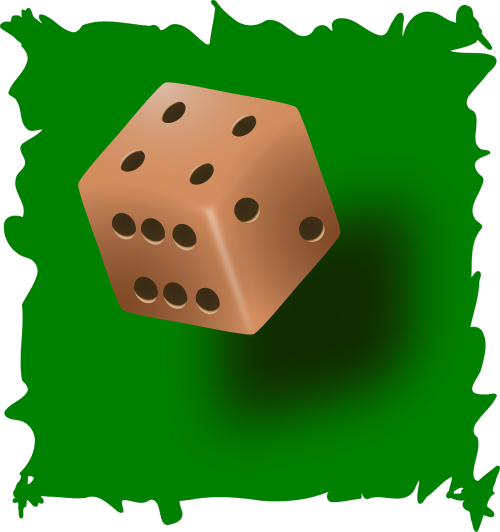dice roll game