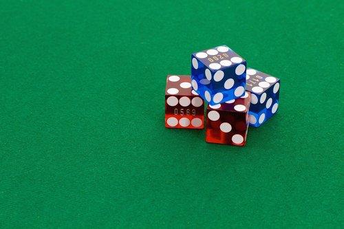 dice  casino  cubes