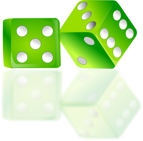 dice rolling game